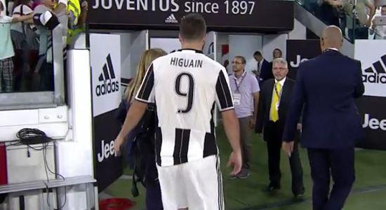 Juventus Sassuolo 3-1 HIGHLIGHTS: super Higuain e i bianconeri già sognano