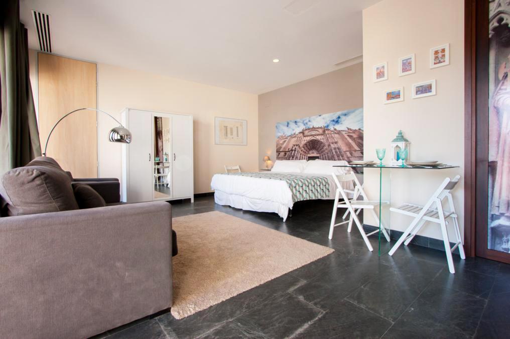 Estudio Honorio Aguilar - Apartamentos turísticos en el centro de Sevilla