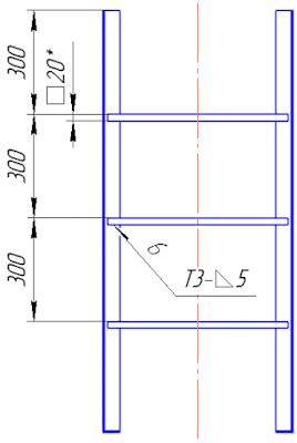 Комментарии к ГОСТ 2.312-72. Упрощение обозначений швов сварных соединений.