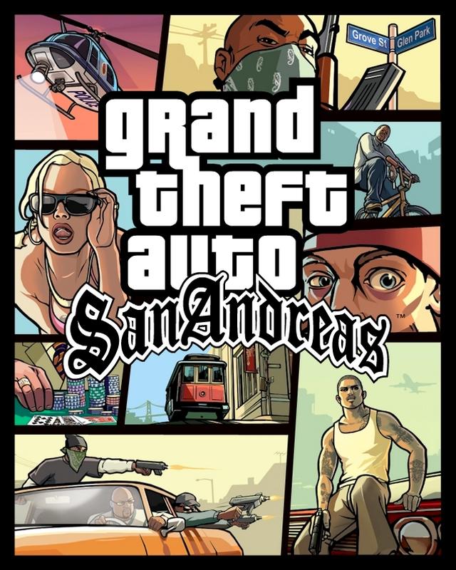 GTA: San Andreas - PC + Tradução PT-BR [ Atualizado 2016 ]