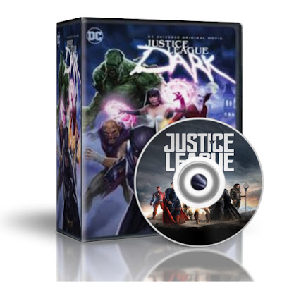Justice League Dark 2017 (Liga de la Justicia Oscura) HDRip-Mp4-1080p-Español y Ingles