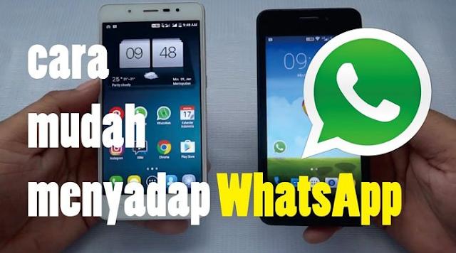 Cara Menyadap Atau Hack Akun Whatsapp Tanpa Verifikasi nomor HP Terbaru 2019
