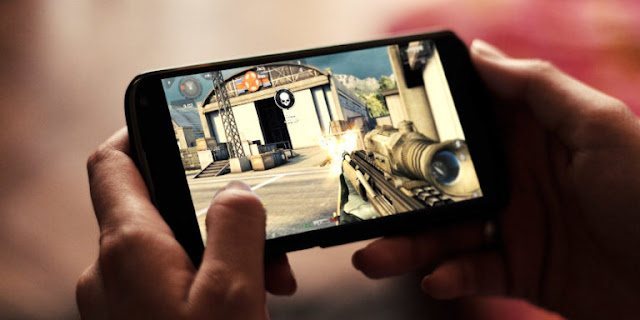Smartphone gamers