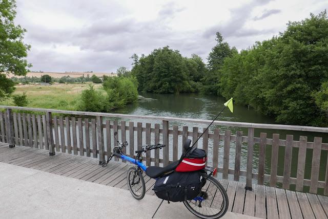 Voie verte de la vallée de l'Eure