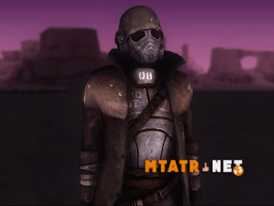 Fallout New Vegas Desert Ranger