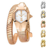 Just Cavalli Women's JC DNA Steel Wristwatch