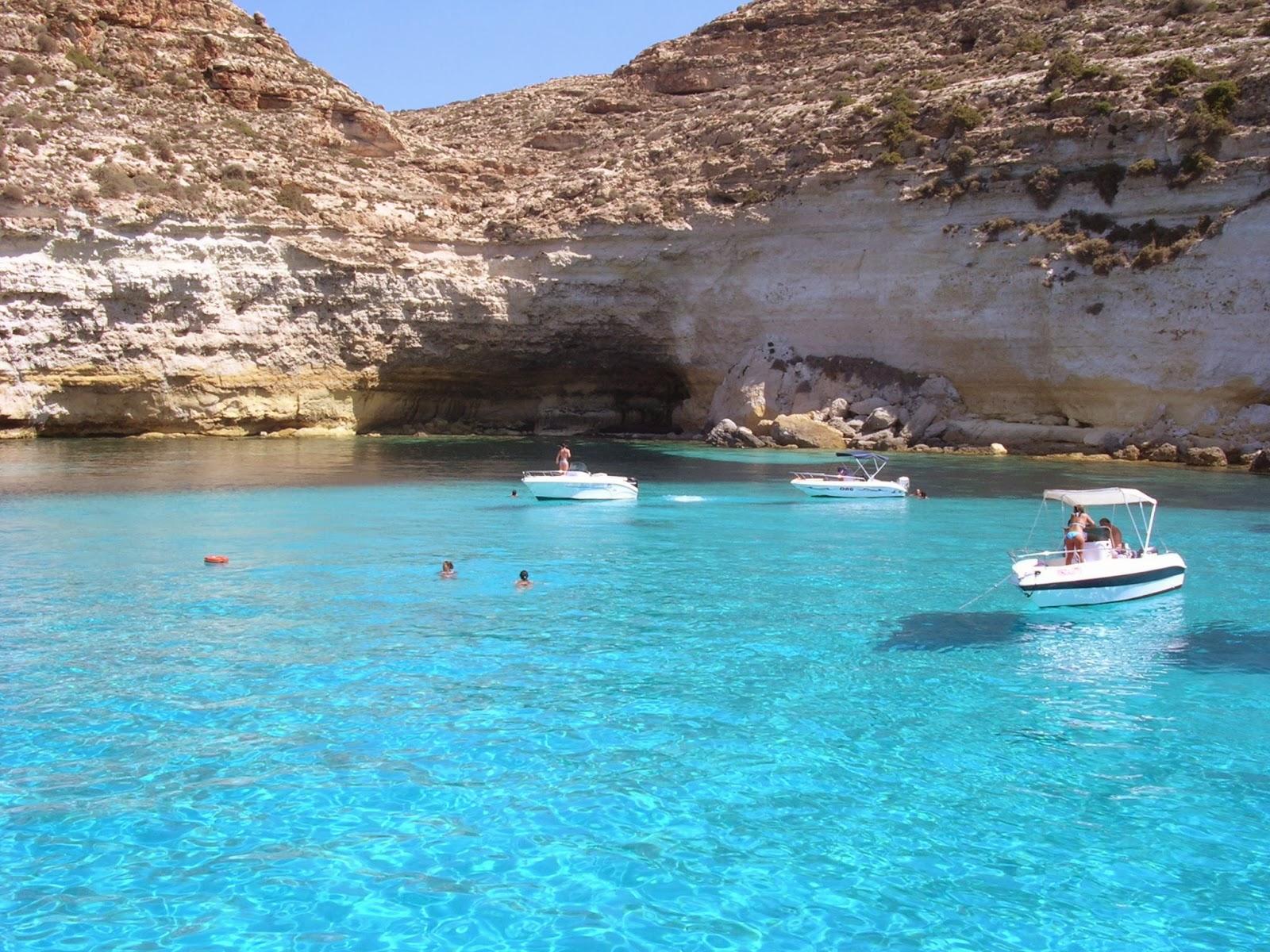 Lampedusa - Itália ~ Você realmente sabia?