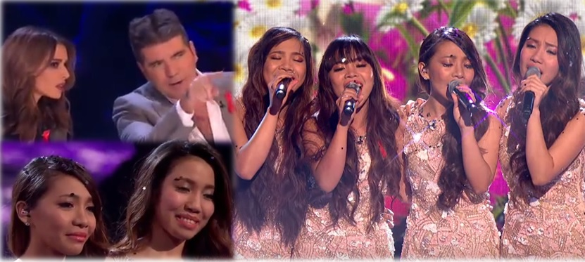 Simon Cowell's alleged 'racist' comments on 4th Impact