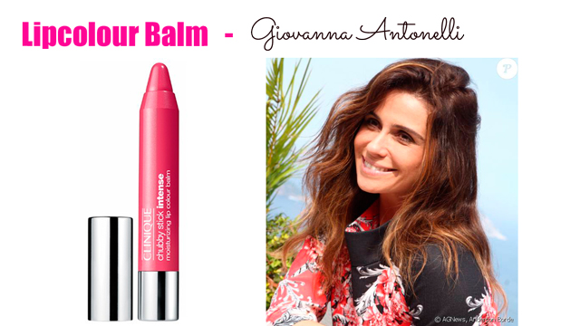 Descubra o balm favorito da Giovanna Antonelli, a Alice de Sol Nascente