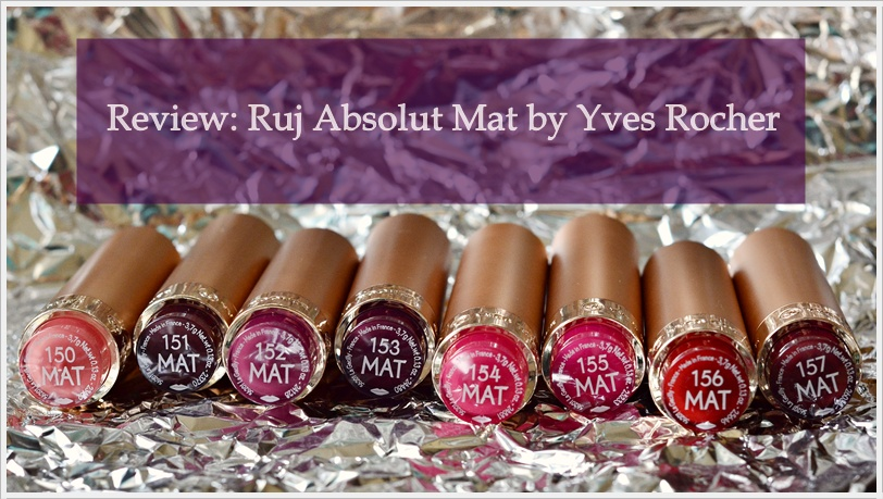 Review Ruj Absolut Mat By Yves Rocher By Dee Make Up And More