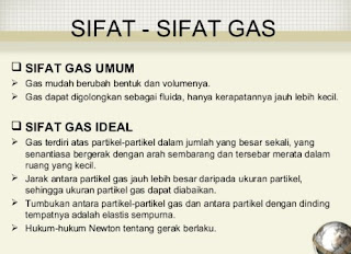 SIFAT SIFAT GAS