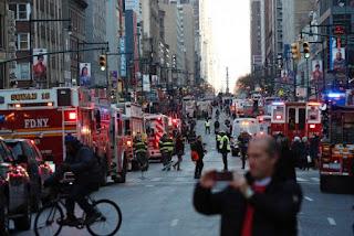 Explosão em Nova York causa terror nos Norte-Americanos nesta segunda (11)