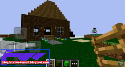 download game petualangan terbaru seru smartphone android minecraft