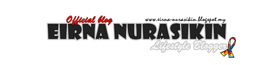 Official Blog Eirna Nurasikin