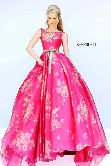 2628f5e675be4 Ve de bloğun ziyaretçilerini Sherri Hill 2015 abiye elbise modelleri ile  tanıştırmaya karar verdim. Bakalım tanıştığınıza memnun olacak mısınız?