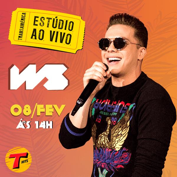 Wesley Safadão abre temporada do Estúdio ao Vivo Transamérica 2019
