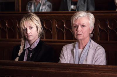 Julie Walters and Andrea Riseborough in National Treasure (1)