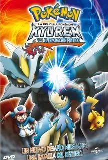 Pokemon 15: Kyurem vs El Espadachin Mistico
