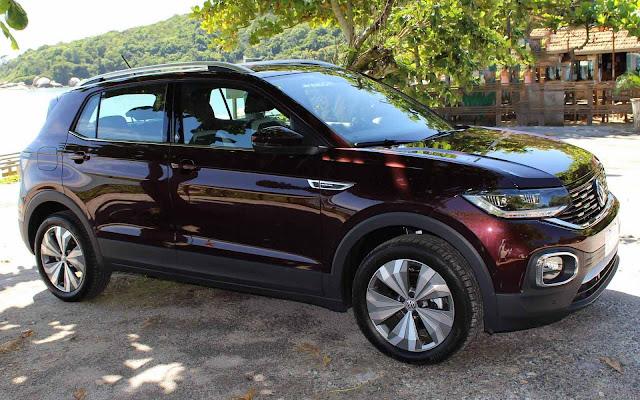 VW T-Cross - recorde de vendas em agosto