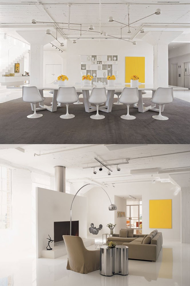 yellow-dining-living-room