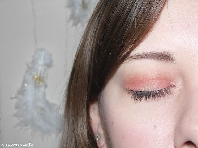 MSC : un maquillage corail frais & lumineux pour l'été