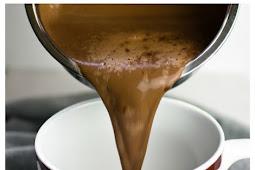The Best Vegan Hot Chocolate!