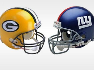 NFL : Streaking Packers Favoured Over Giants