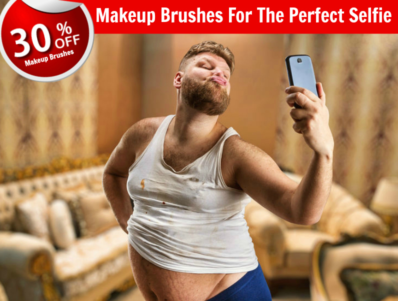 Miracos Makeup Brushes For The Perfect Selfie, Plus 30% And A Free Makeup Bag By Barbies Beauty Bits