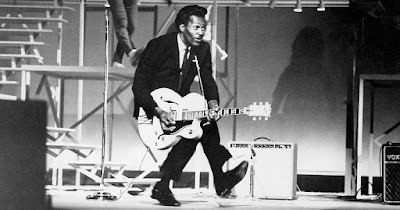 Chuck Berry photo courtesy Universal Music