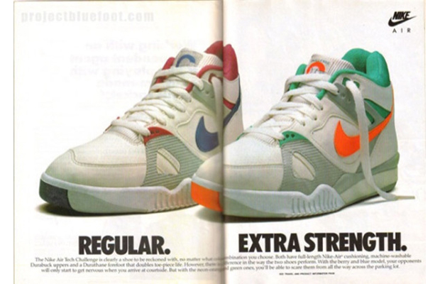 KIXIONARY WORLD: Complex: Andre Agassi's 10 Best Sneakers of