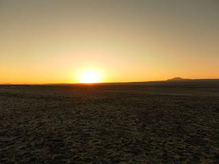 Pôr do Sol Laguna Tebinquiche