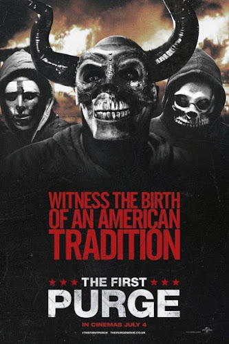 The First Purge (Web-DL 720p Dual Latino / Ingles) (2018)