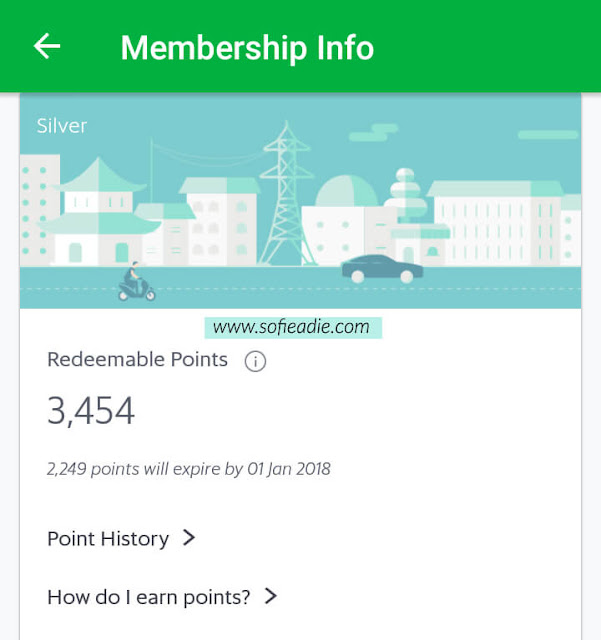 member, points
