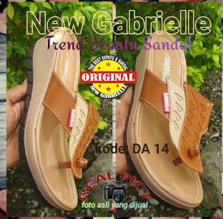 Sandal sepatu baru NewGabrielle