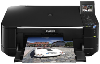 Canon PIXMA MG5260 Driver Printer & Software Installation