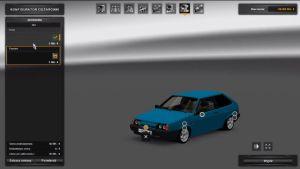 Car - VAZ 2108