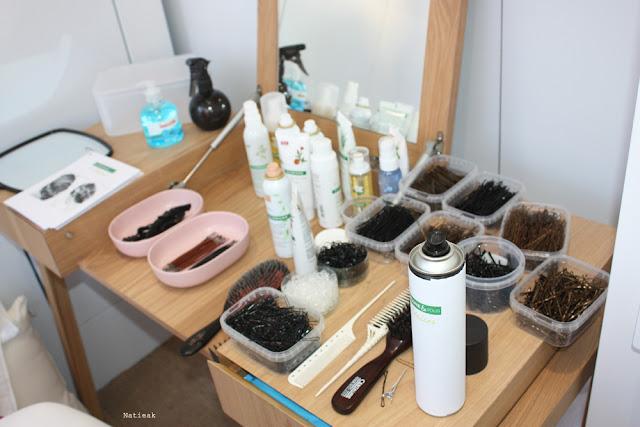 atelier coiffure de klorane