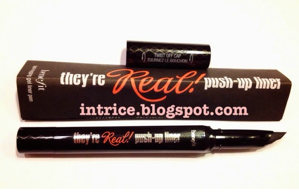 Benefit They're Real Push-up Liner - intrice.blogspot.com