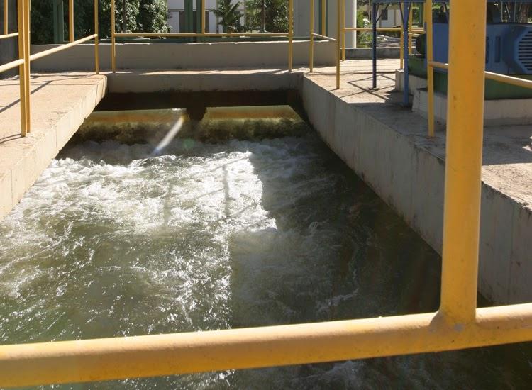 Estação de Tratamento de Água: Fotos - Tratamento de Água