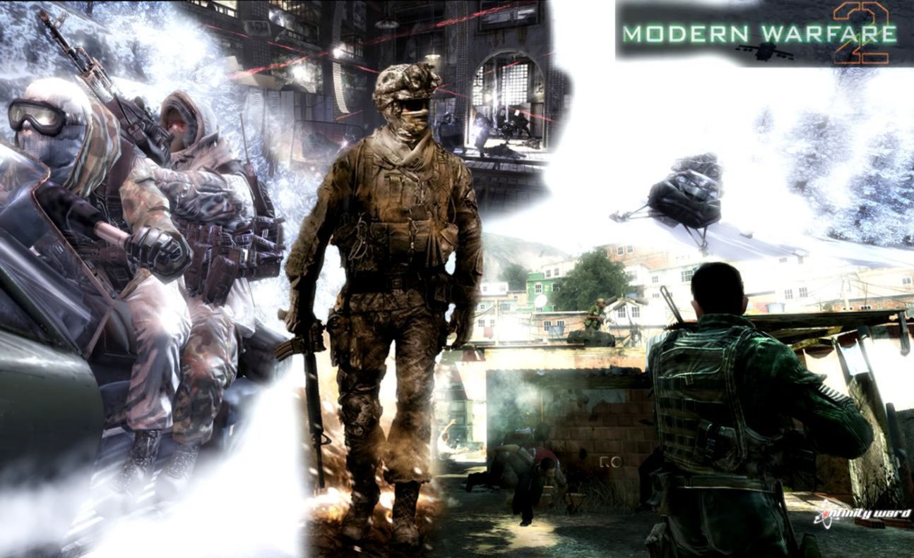 Call Of Duty 2 Wm2 Wallpaper Eazy Wallpapers