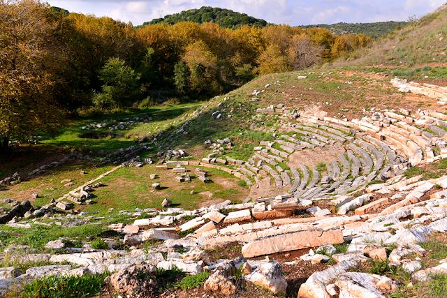 """""""Πράσινο φως"""" για την υποβολή προτάσεων για Ψηφιακές Υπηρεσίες στα Αρχαία Θέατρα της Ηπείρου"""