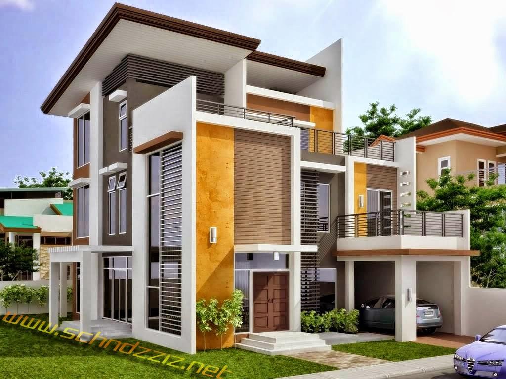 DESAIN RUMAH MINIMALIS  Teknik Gambar Bangunan
