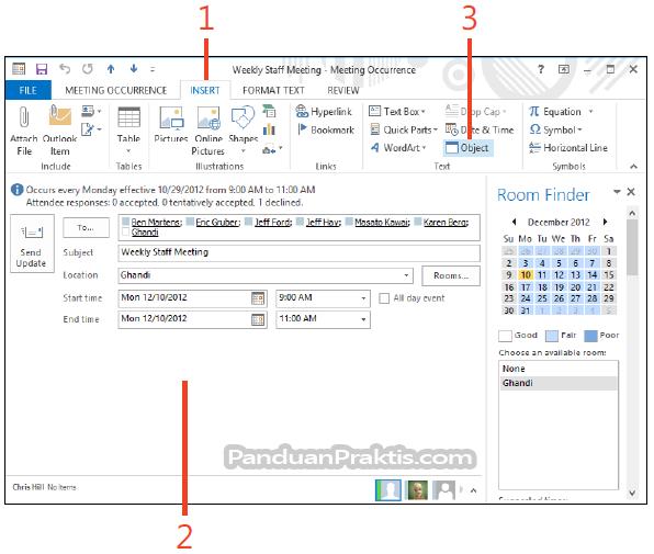 Cara Membuat Ribbon Di Excel - contoh desain spanduk