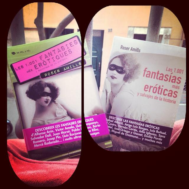 AGENDA | Roser Amills y sus fantasías eróticas, por el mundo