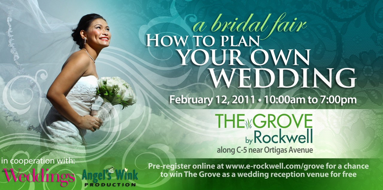 "The Intersections & Beyond: ""Plan Your Own Wedding"" Bridal"