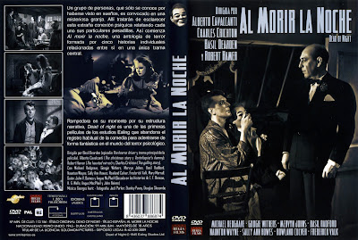 Al morir la noche (1945) - Carátula 1