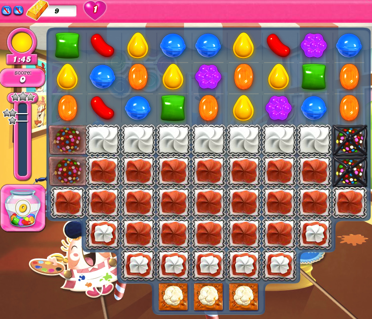 Candy Crush Saga 1575