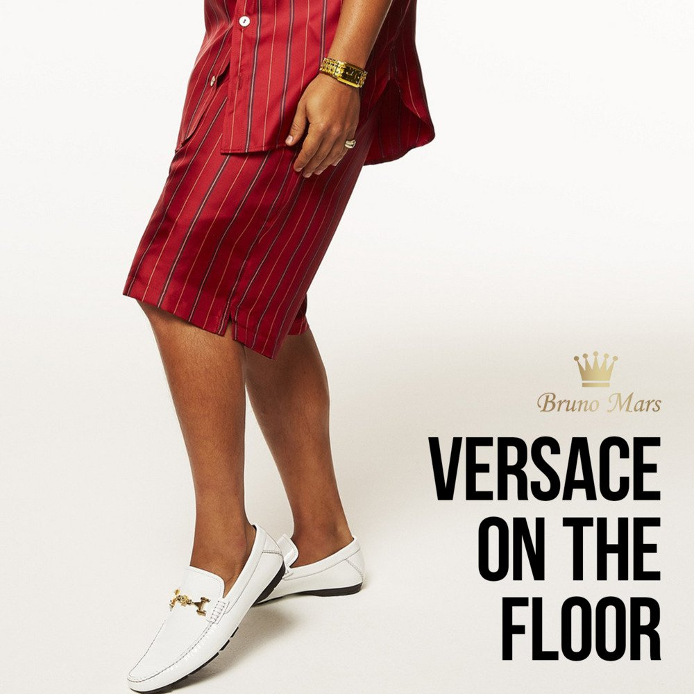 Def nition of fresh bruno mars versace on the floor for On the floor meaning