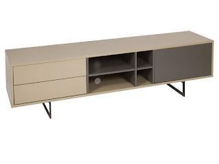 Mesa moderna para television