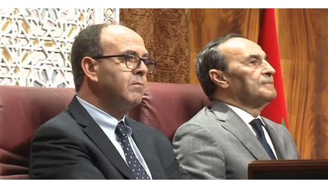 الحكومة تدعو غدا لعقد دورة برلمانية استثنائية